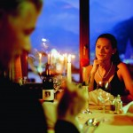 Dining at Posta Zirm