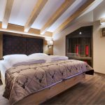 Suite VIP dell'Angelo king bed